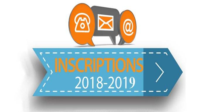 Inscriptions20182019